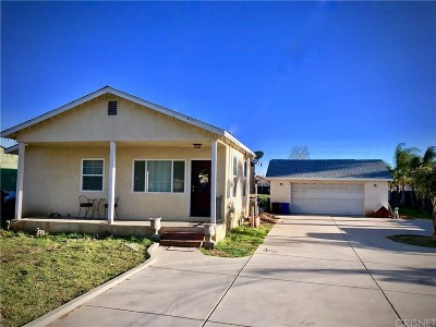 Riverside County Single Family Home For Sale: 121 East County Line Road
