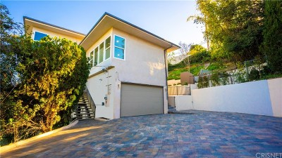Sherman Oaks Single Family Home For Sale: 15072 Rayneta Drive