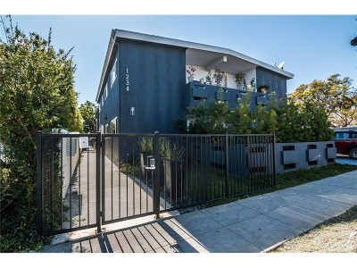 Santa Monica Condo/Townhouse For Sale: 1234 19th Street #F