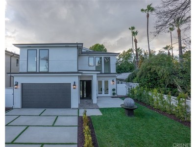 Studio City Single Family Home For Sale: 4537 Ben Ave