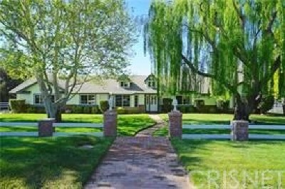 Acton Single Family Home Active Under Contract: 3846 Roberts Road