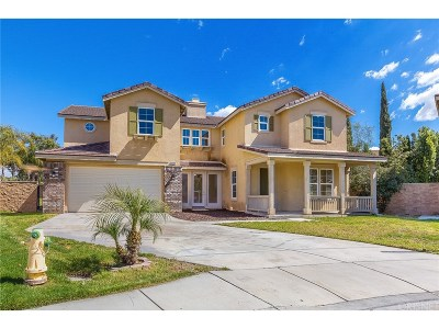 Riverside County Single Family Home For Sale: 12900 Odyssey Way