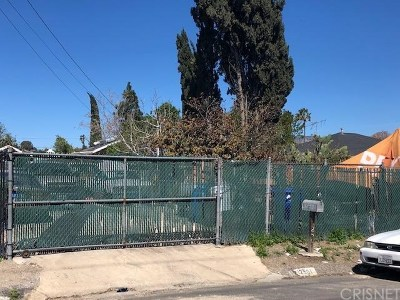 Pacoima Single Family Home For Sale: 12501 Montague Street