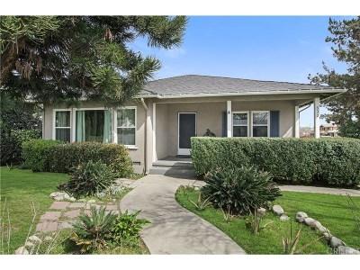 Monrovia Single Family Home For Sale: 630 South 5th Avenue