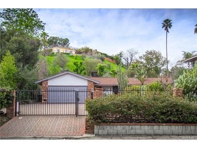 Tarzana Single Family Home For Sale: 5523 Shirley Avenue