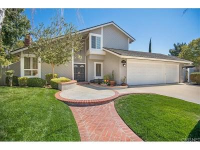 Valencia Single Family Home For Sale: 25734 Kitfox Place