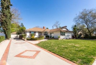 Winnetka Single Family Home For Sale: 20349 Lanark Street