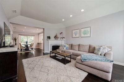 Studio City Single Family Home Active Under Contract: 4548 Kraft Avenue