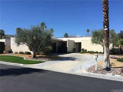 Rancho Mirage Single Family Home For Sale: 16 Kevin Lee Lane