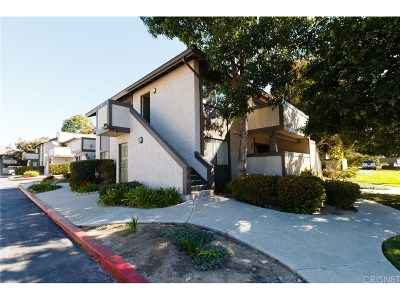 Ventura County Condo/Townhouse For Sale: 151 Majestic Court #708