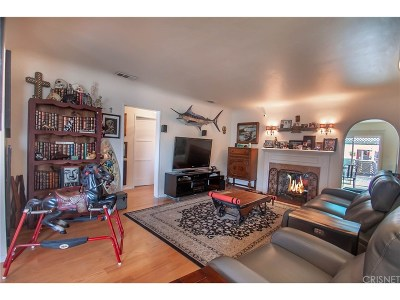 North Hollywood Single Family Home For Sale: 5420 Cartwright Avenue
