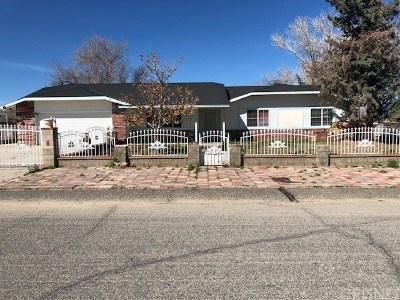 Lancaster Single Family Home Active Under Contract: 40591 171st Street East