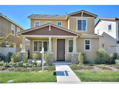 Ventura County Single Family Home For Sale: 558 Tiber River Way