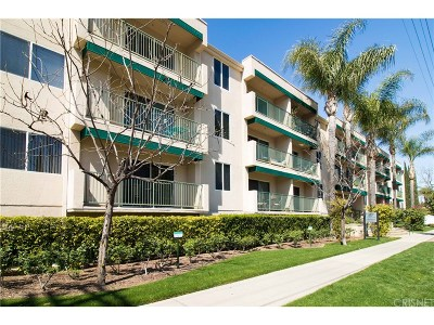 Condo/Townhouse For Sale: 4501 Cedros Avenue #337