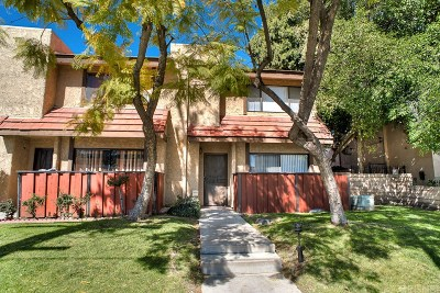 Panorama City Condo/Townhouse Active Under Contract: 14435 Plummer Street #9