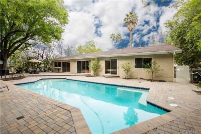 Woodland Hills Single Family Home For Sale: 4623 Winnetka Avenue