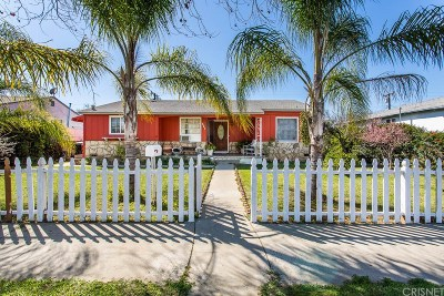 Los Angeles County Single Family Home For Sale: 527 North Sunset Avenue