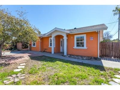 Pacoima Single Family Home For Sale: 13286 Terra Bella Street