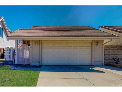 Valencia North (VALN) Single Family Home Active Under Contract: 27016 Rio Prado Drive #102