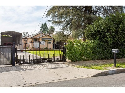 Single Family Home For Sale: 12474 Wingo Street