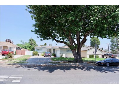 Granada Hills Single Family Home For Sale: 16015 Tulsa Street
