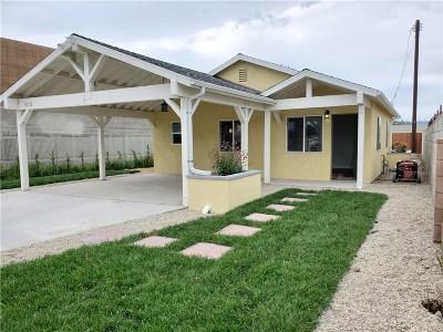 Arleta Single Family Home For Sale: 9131 Cranford Avenue