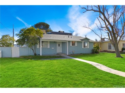 Los Angeles County Single Family Home For Sale: 1342 West Jenner Street