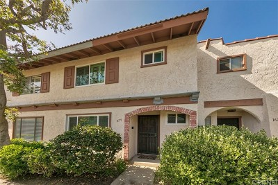 Anaheim Single Family Home Active Under Contract: 1679 West Encanto
