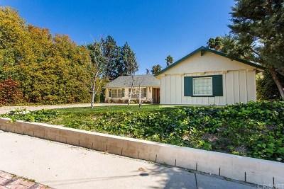 Granada Hills Single Family Home For Sale: 12134 Gerald Avenue