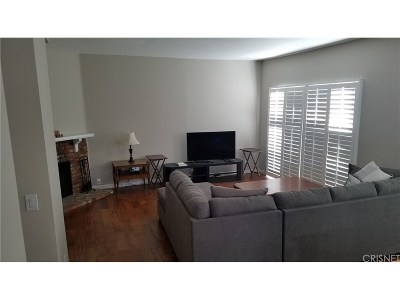 Sherman Oaks Condo/Townhouse For Sale: 5324 Kester Avenue #12