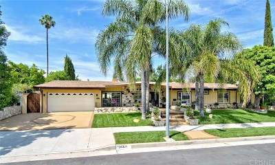 Woodland Hills Single Family Home For Sale: 24301 Caris Street