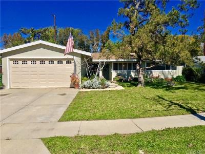 Winnetka Single Family Home For Sale: 20513 Gresham Street