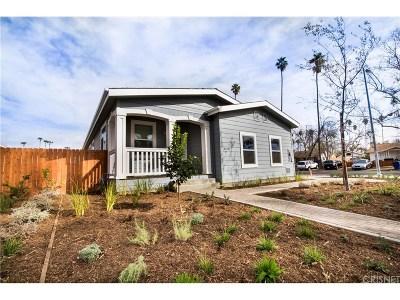 Canoga Park Single Family Home For Sale: 7514 North Jordan Avenue