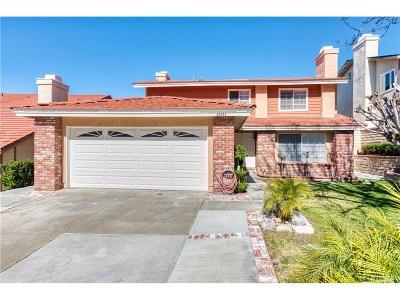 Saugus Single Family Home For Sale: 21443 Angela Yvonne Avenue