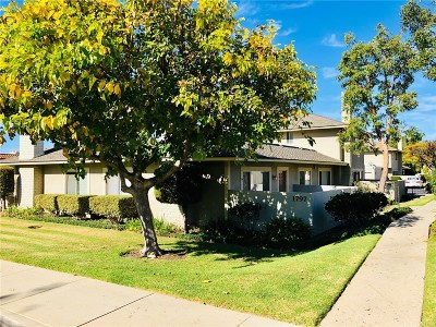 Thousand Oaks Condo/Townhouse For Sale: 1797 Aleppo Court