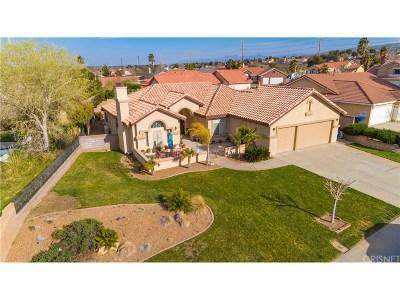 Lancaster Single Family Home For Sale: 42034 Crestland Drive