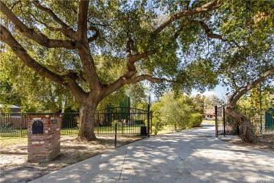 Tarzana Single Family Home For Sale: 19233 Wells Drive