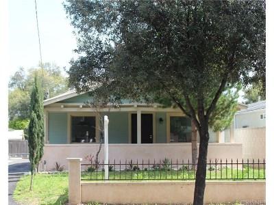 Pasadena Single Family Home For Sale: 1706 North Marengo Avenue