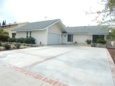 West Hills Single Family Home For Sale: 23039 Enadia Way