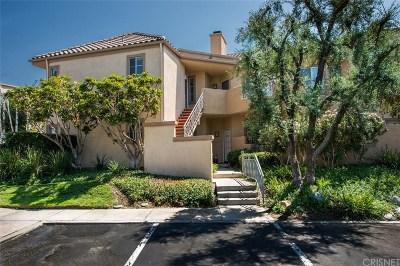 Santa Clarita, Canyon Country, Newhall, Saugus, Valencia, Castaic, Stevenson Ranch, Val Verde Condo/Townhouse For Sale: 23605 Del Monte Drive #254