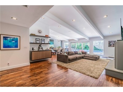 Sherman Oaks Single Family Home For Sale: 3759 Royal Woods Drive