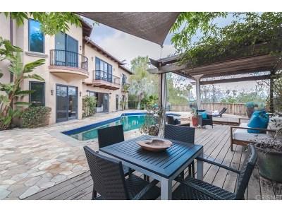Tarzana Single Family Home For Sale: 4601 Lindley Avenue