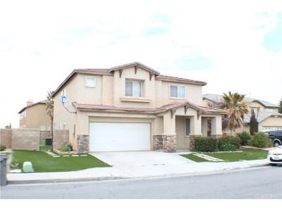 Lancaster Single Family Home For Sale: 1739 West Avenue H1