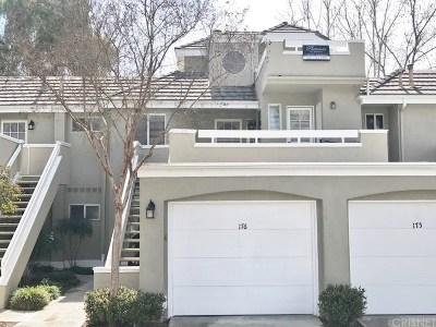 Valencia Condo/Townhouse For Sale: 23947 Arroyo Park Drive #176