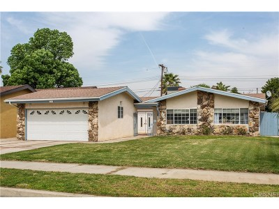 Single Family Home For Sale: 16507 Knapp Street