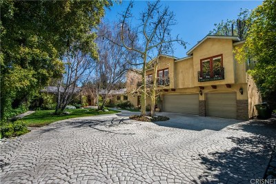 Los Angeles County Single Family Home For Sale: 5088 Woodley Avenue