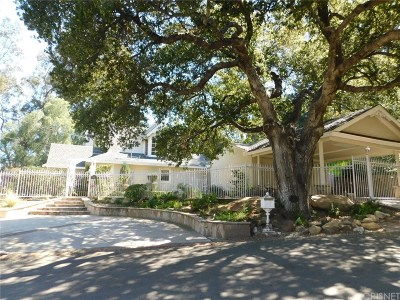 Simi Valley Single Family Home For Sale: 7835 Lilac Lane