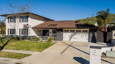Thousand Oaks Single Family Home For Sale: 309 Lucero Street