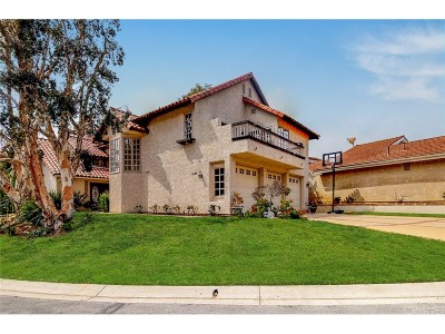 Westlake Village Single Family Home For Sale: 4586 Rayburn Street