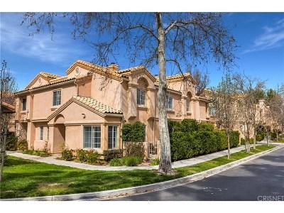 Stevenson Ranch Condo/Townhouse For Sale: 25148 Steinbeck Avenue #A